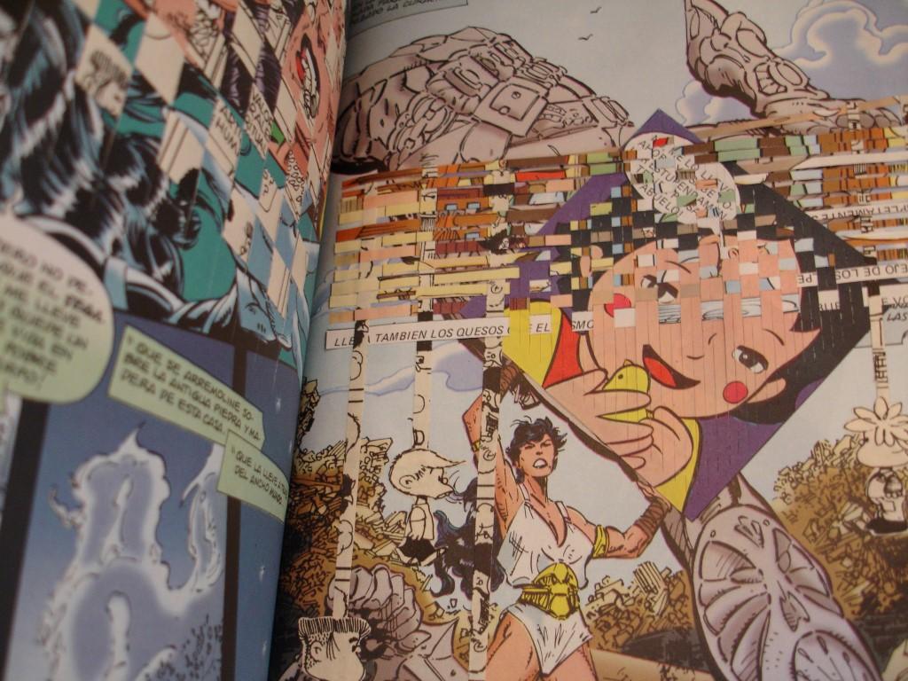 "Comic de Autor ""Mujeres que amo"""