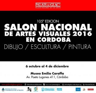 105° Salón Nacional de Artes Visuales 2016 – Escultura