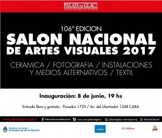 106° Salón Nacional de Artes Visuales