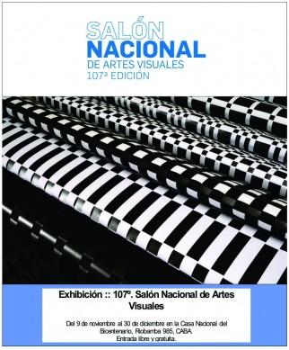 107° Salón Nacional de Artes Visuales 2018