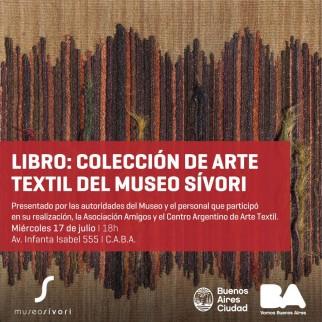 Colección de Arte Textil del Museo Sívori